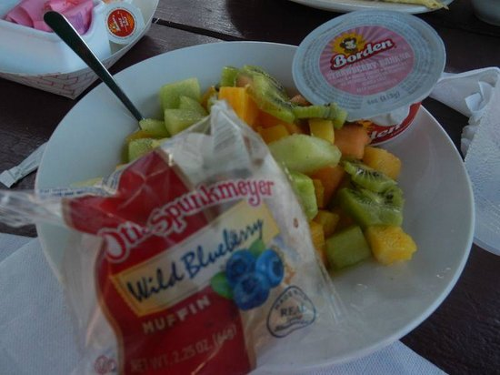 Lani Kai Island Resort: Breakfast