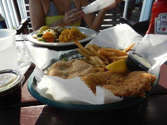 Lani Kai Island Resort: Dinner