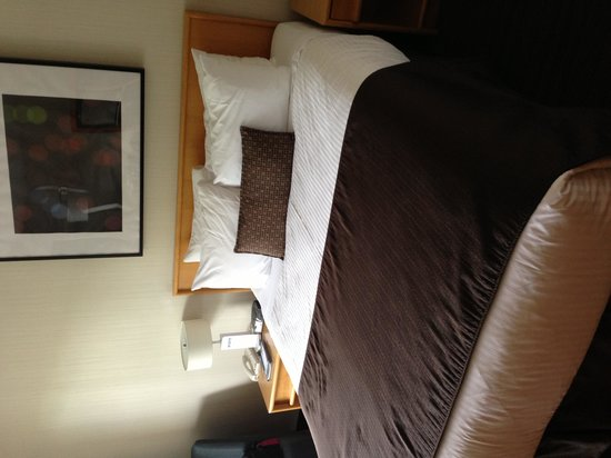 Banff Aspen Lodge: One of the beds