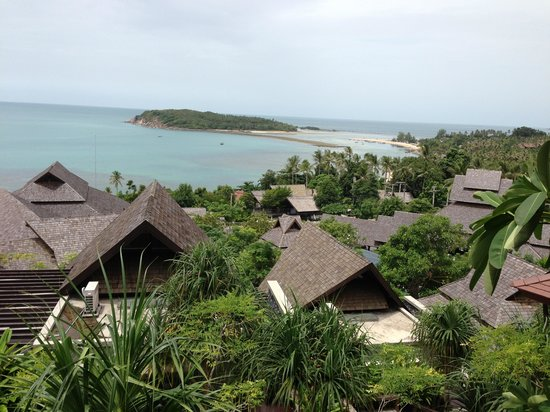 Nora Buri Resort & Spa: View from the room balcony