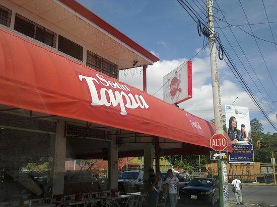 Soda Tapia, Paseo Colon San Jose.