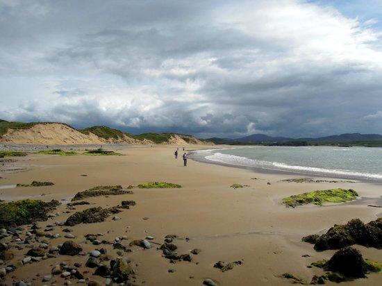 Five finger strand beach