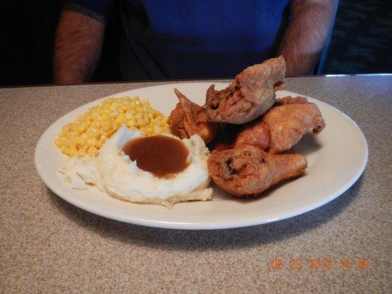 Big Island Grille & Bar: chicken dinner