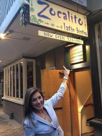 Zocalito Latin Bistro : Great Latin Food and Drink!