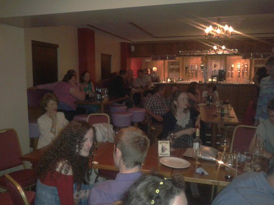 Newtownstewart, UK: Upstairs Party Room