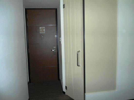 Aqueen Hotel Lavender: Entrance view