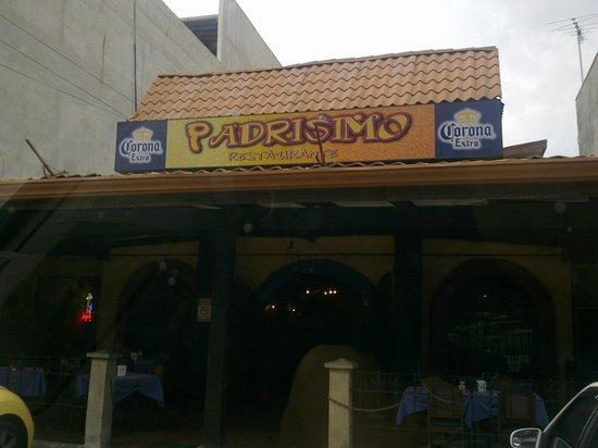 Padrisimo Restaurant La Sabana San jose Costa Rica