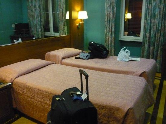 Hotel Madison: chambre