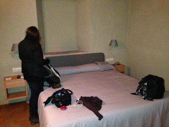 Hotel del Teatre: Apartamento