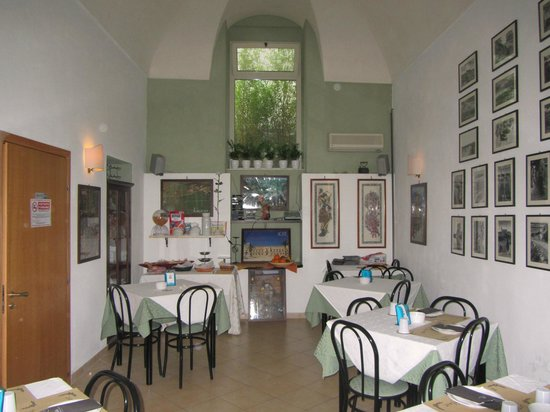 Hotel Relais Modica: sala colazione