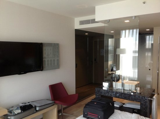 Barceló Hamburg: Room