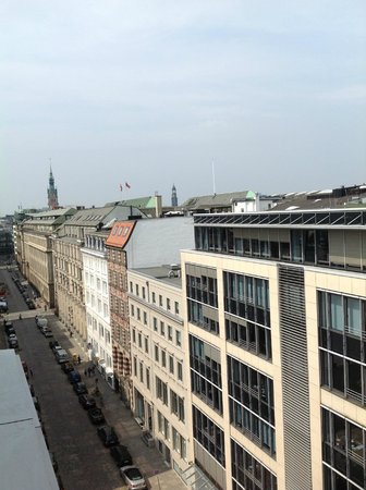 Barceló Hamburg: View