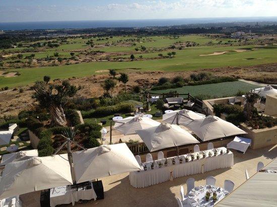 Elea Golf the best wedding venue!