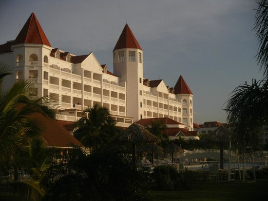 Grand Bahia Principe Jamaica: sunset
