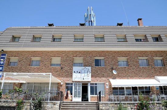 Hostal Puerta de Teruel
