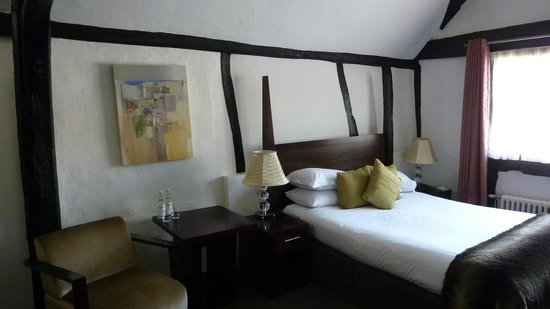 The Kings Arms Hotel: Room no 4