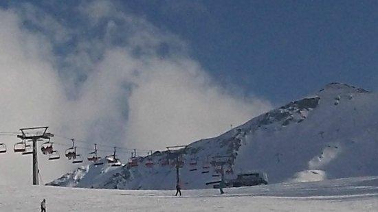 Pila : slopes