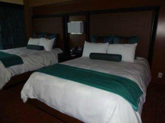 Akwesasne Mohawk Casino Resort: room double
