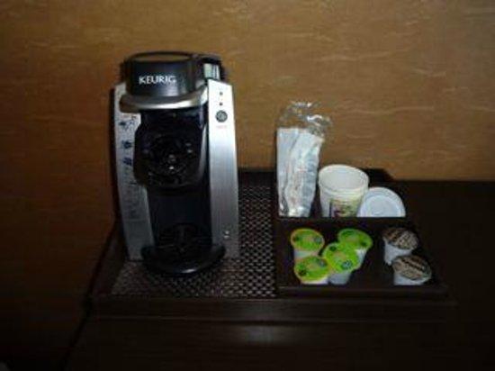 Akwesasne Mohawk Casino Resort: coffee