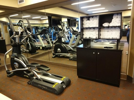 Akwesasne Mohawk Casino Resort : gym