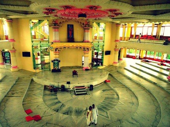 Art of Living International Center: Vishalakshi mantap