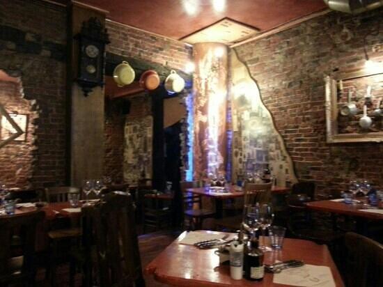 Ricotta & Parmesan: interieur