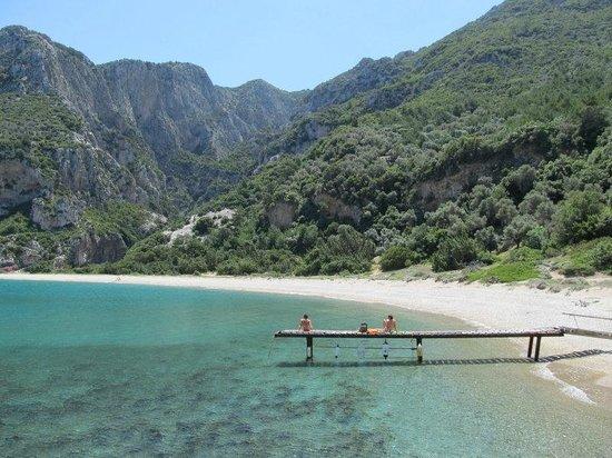 Karlovasi, Griechenland: seitani beach