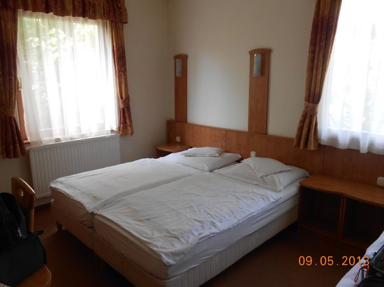 Villa Korall: Average room