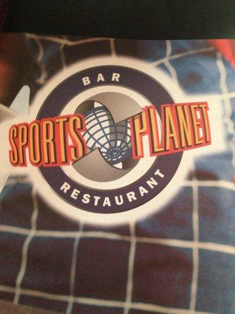 Sports Planet Bar Restaurant