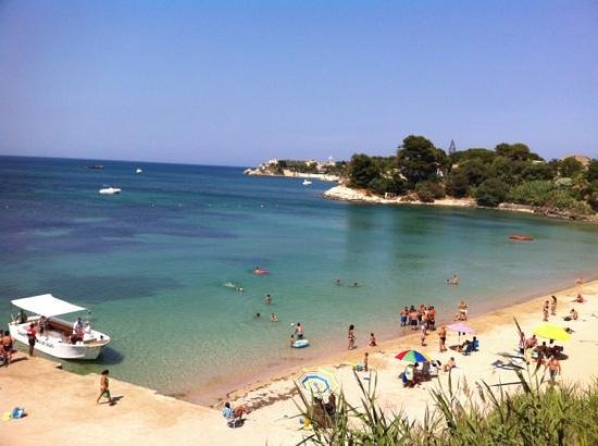 Syrakuzy, Włochy: Punta del Pero