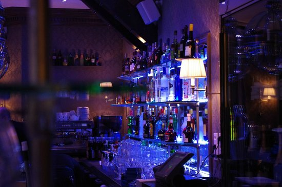 Diplomatico : arriere bar