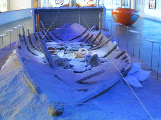 Museo Nacional de Arqueologia Subacuatica