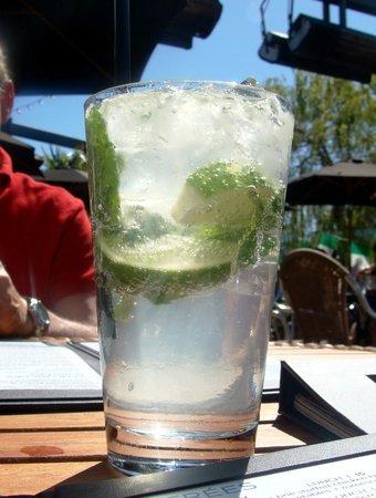 Glo Restaurant & Lounge : Mojito