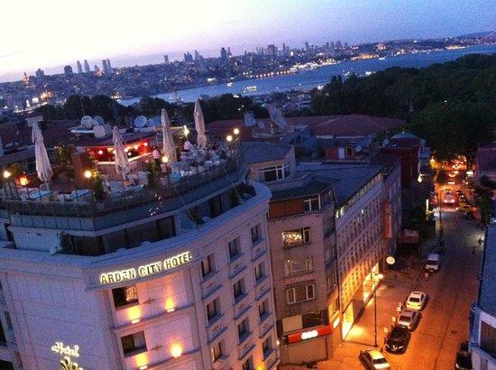 Adamar Hotel: view