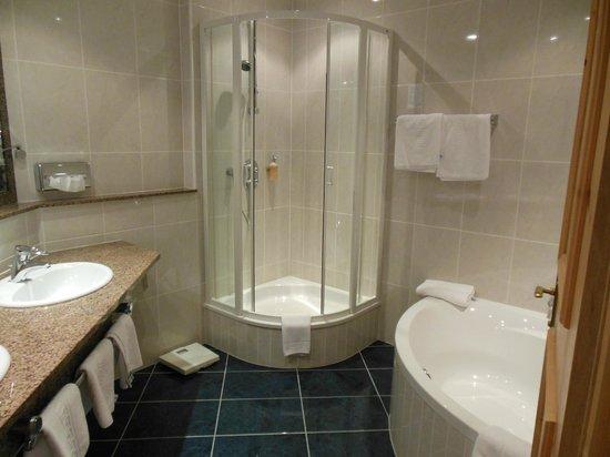 WellnessHotel Schönruh: Room 008 - Bathroom