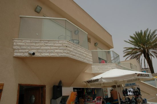Pninat Coral Beach: Appartements