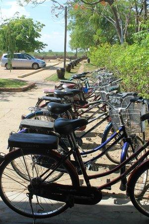 Kumudara Hotel Bagan : Bike Rentals