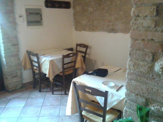 Agriturismo IL Rifugio Dei Vescovi : La sala colazioni