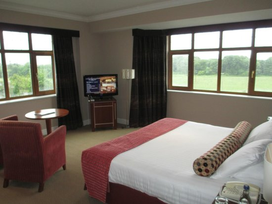 The Brehon: Our room
