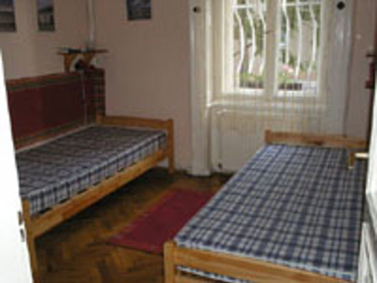 Bikercamp Camping & Pansion: double room