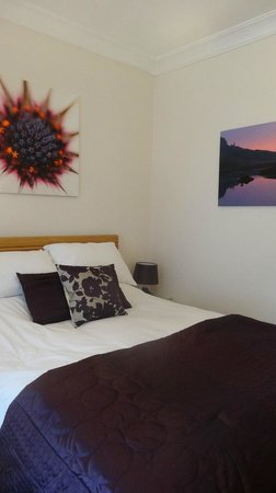 The Ness Guest House: Quiet and comfy!