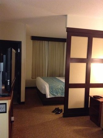 SpringHill Suites Birmingham Downtown at UAB: room 508