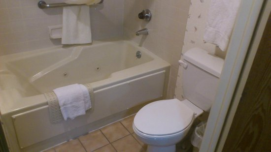 Comfort Inn & Suites LAX Airport: Bad (Deluxe Suite)