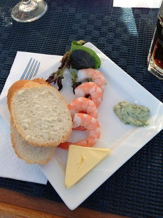 Sea Sydney Cruises: A tasty starter