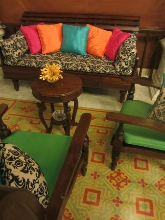 Puripunn Baby Grand Boutique Hotel : 4