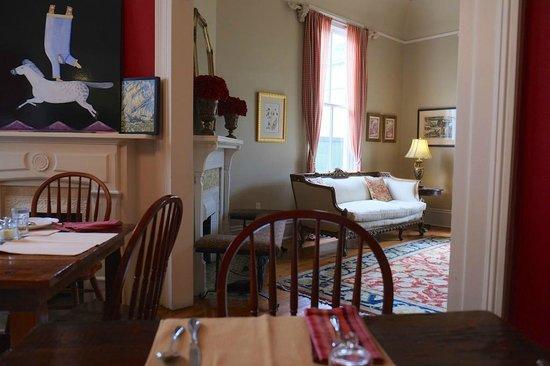 Maison Perrier : Breakfast room