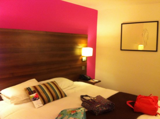 DoubleTree by Hilton Chester: Bedroom