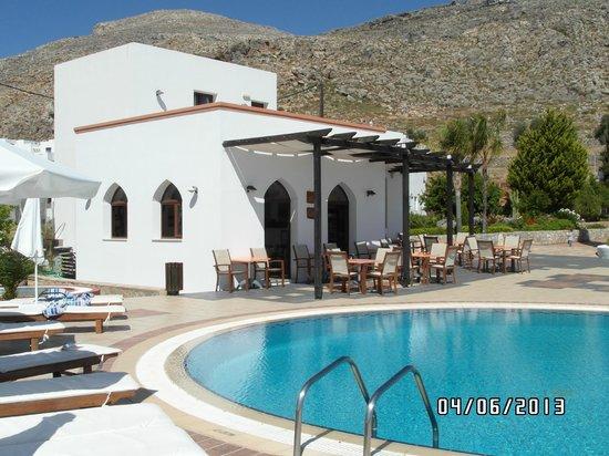 Krana Apartments : Reception/Dining