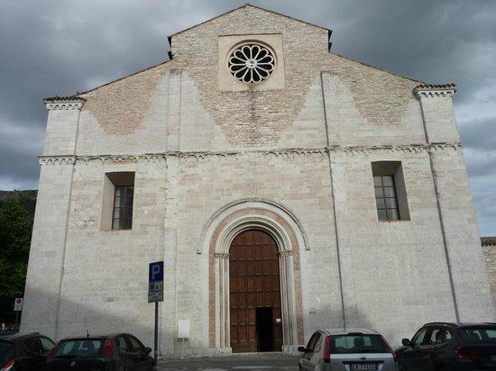 Chiesa di San Francesco: Facciata