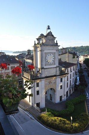 Hotel Eden: Blick vom Balkon